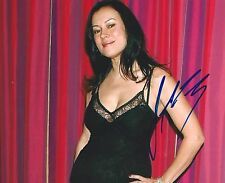 Jennifer Tilly signed 8x10 photo - In Person Proof - Bride of Chucky