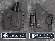 NEW RAVEN CONCEALMENT SMITH & WESSON M&P SHIELD 9 40 PHANTOM KYDEX HOLSTER