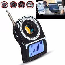 GPS GSM Signal WIFI G4 RF Tracker Hidden Camera Bug Finder Anti Spy Detector