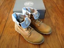 Women's Palladium Baggy Lite Canvas Fashion Sneakers Size 10 New in box