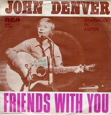 7inch JOHN DENVER	friends with you	HOLLAND EX/VG++ (S2992)