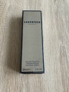 Karl Lagerfeld Classic Eau de toilette 60 ml OVP