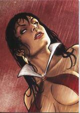 Vampirella 2012 The Genesis Of Vampirella Chase Card V2-P1
