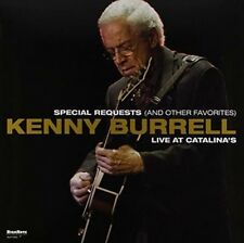 Special Request and Other Favorites Burrell Kenny Vinyl LP Rel 12 Aug 14