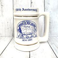 150th Anniversary Township Of West Milford Passaic NJ 1834-1984 Stein Mug Cup