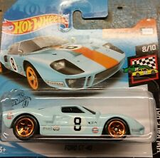 2020 Hot Wheels Ford GT 40  Short Card HW Race Day 8//10