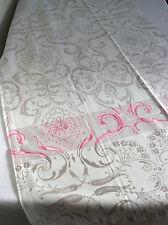 Läufer Tischläufer Duval 50x150 Jugendstil Ornamente linnen sorbet rosa Proflax