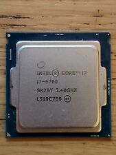 Intel Core i7-6700 3.4GHZ Quad Core CPU Processor LGA1151 - 6th Gen - XR37