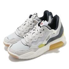 Nike Jordan MA2 gran Gris Blanco Amarillo Hombres Estilo de vida informal Tenis CV8122-002