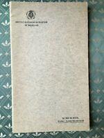 Van Der Kelen Istituto Superiore Di Vernice Catalogue Commerciale 1919
