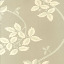11yd FABRICUT 'Viola' Umber 76/% Cellulose 24/% Polyester Wallpaper 50109W $465Ret