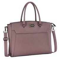 IAITU Laptop Tote Bag,15.6 inch Women Elegant Bag Tablet Case Handbag