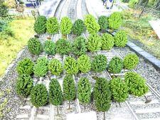 Bäume - H0 - 30 Stück Laubbäume - 8 - 12 cm - #9642