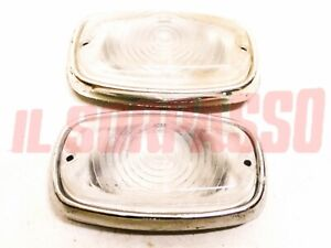 Lights Front Indicators Fiat 1300 1500 Sedan 1100 D not Original