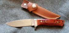 Herbertz 114210 Jagdmesser Pfadfindermesser Fahrtenmesser Gürtelmesser Boy Scout