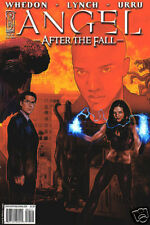 Angel After The Fall comic book #7 Tv show series Joss Whedon