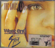West end- the Love I lost cd maxi single