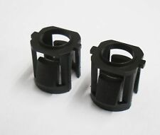 VAUXHALL ASTRA G FUEL RETURN / FEED PIPE LINE CLIPS X2 NEW GENUINE 998-04