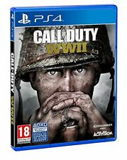 Call of Duty World War II Ps4 ACTIVISION
