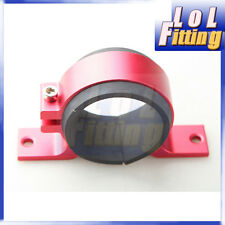 Fuel Pump Mount Mounting Bracket Clamp Cradle BOSCH 044 Red 60MM