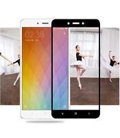 9H Full Cover Tempered Glass Screen Protector Guard For Xiaomi Redmi Note 4 cc