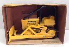 1/16 John Deere 450 Crawler Dozer Tractor w/ Blade & ROPS Construction Toy ERTL