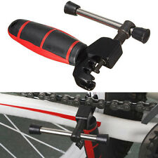 Pro Cycling Bicycle Bike MTB BMX Steel Chain Splitter Cutter Breaker Repair Tool