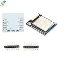 ESP8266 ESP-07 Remote Serial Port WIFI Module + IO Adapter Plate ARDUINO new