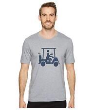 New Travis Mathew T Shirt XL Mapes model travismathew golf Gray TM extra large