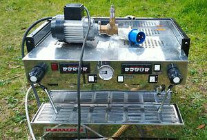 La Marzocco Linea Classic AV 2grp 2013 Espresso Coffee Machine+Pump+Water filter