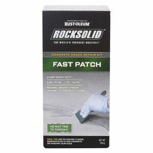 Rust-Oleum 1L RockSolid Fast Patch Concrete Repair Kit