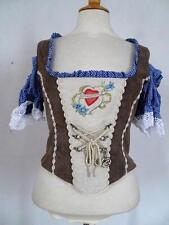 Polyester Ethnic/Peasant Vintage Clothing for Women