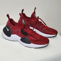 Nike Huarache E.D.G.E. TXT  Team Red/White/Black Men's Size 9.5 - AO1697-600 New
