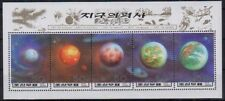 Korea MNH 1996 SS, Space, Planets, History of Earth  -R8