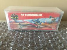 Kenner  M.A.S.K. MASK Split Second Afterburner Factory Sealed AFA 80 Euro Box