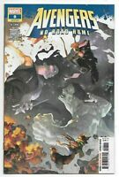 Marvel Comics AVENGERS NO ROAD HOME #8 COVER A 1ST PRINT
