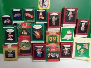Mini Hallmark Keepsake Ornaments