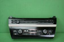 11-16 BMW 550I 535I 528I RADIO AUDIO CLIMATE TEMPERATURE CONTROL PANEL 9233635