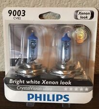 PHILIPS XTREME VISION 9003 CVB2 BULBS