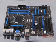 100% test MSI Z87-G43 Motherboard LGA 1150 DDR3 Intel Z87 Express