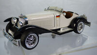 Rare Burago Mercedes SSK 1:24 Classic Vintage Diecast Toy Collectible Car