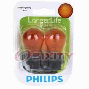 Philips Parking Light Bulb for Saturn Aura Ion 2003-2010 Electrical Lighting dx