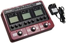Zoom B3 Bass Guitar Multi Effects and Amp Simulator Pedal From Japan F/S