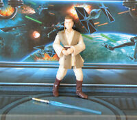 STAR WARS FIGURE 2005 ROTS COLLECTION ZETT JUKASSA (JEDI PADAWAN)