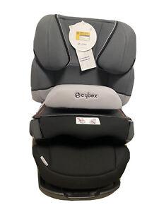 Cybex Silver Pallas 2-Fix mit Isofix Gr. 1/2/3 9-36 kg Grau Kindersitz Autositz
