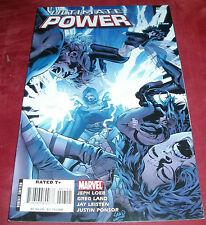 Ultimate Power Heft 7, Marvel, Englische Ausgabe