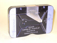 Original Siemens 16mm Film Cassette Filmkassette in very good condition!