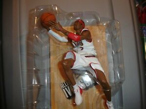 McFarlane NBA series 6 Allen Iverson OPENED CHASE