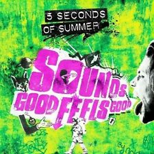 5 Seconds of Summer Sounds Good Feels Good Target Exclusive Green Cover Deluxe