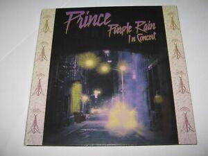 PRINCE : PURPLE RAIN in CONCERT (1985 & 1990) V.RARE CODA DIGIPAK CD  12 Tracks